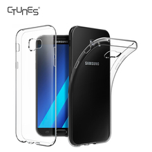 For Samsung Galaxy A7 2017 Case Soft TPU Case Crystal Clear Transparent Slim Case Back Protector Cover Shockproof for Galaxy A7