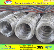 china black annealed iron wire / 4mm galvanized mild steel wire / high tensile steel strand wire