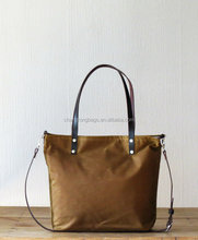 waxed canvas messengers bag canvas tote bag leather handle
