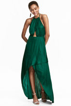 OEM women clothing evening dress sexy Long wrap dress