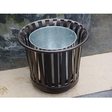 (FB-13) Public Outdoor Metal Flower Planter Pot