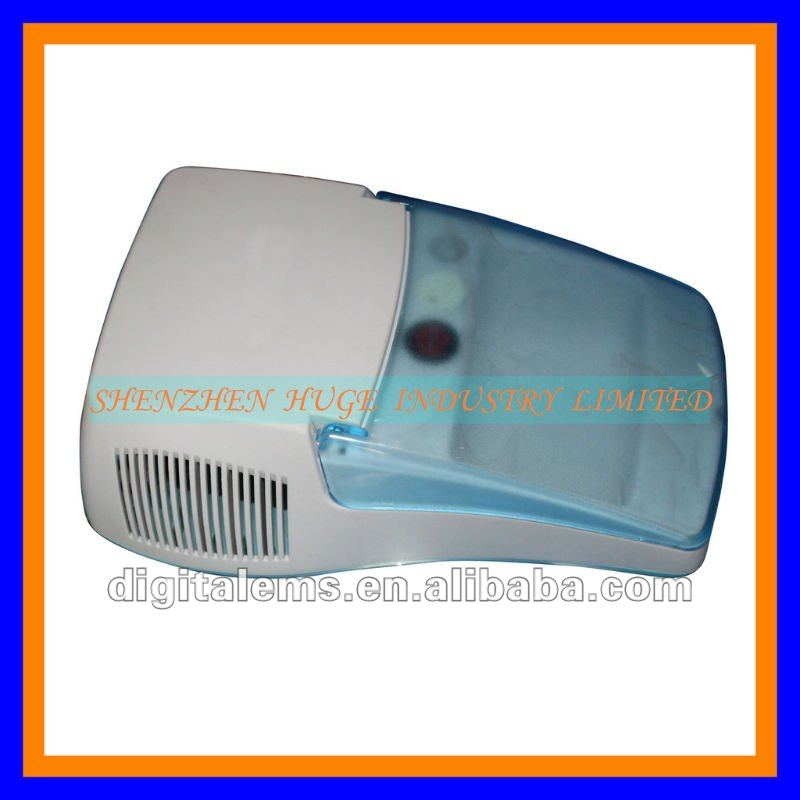 2014 hot selling high quality nebulizer with two mask for Adult and Children