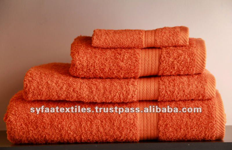 100% Linen Terry Towel Combed Cotton
