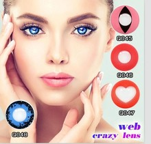 Single Color Contact Lens one tone Designs Colored Circle Contacts Lenses