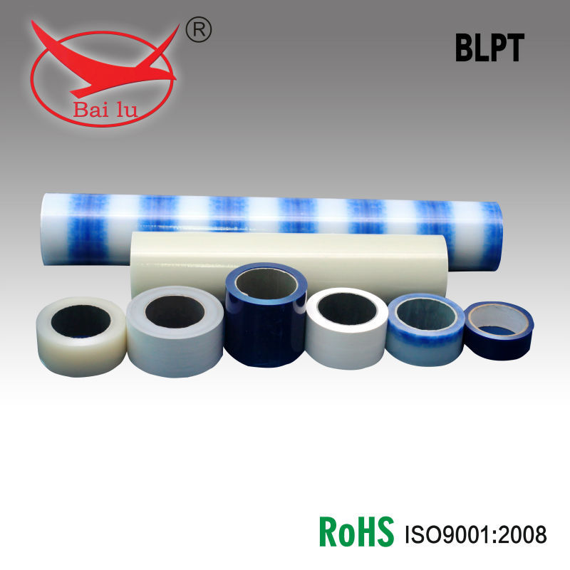 Bailu PE Blue Protection Film for Glass/Window