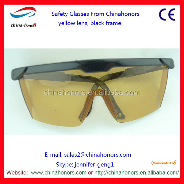 ce en166 and ansi z87.1 safety glasses / safety goggles New safety google