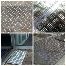 Aluminum Checkered Plate for Container Floor