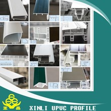 PVC window profiles with good price and delivery fast