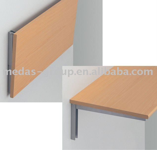 Metal Foldable Shelf Support