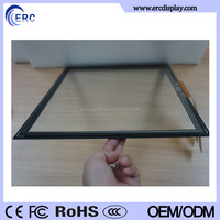 "10 touch points 10.1""-55"" Projected Film to Glass Capacitive Touch Screen for industrail application"