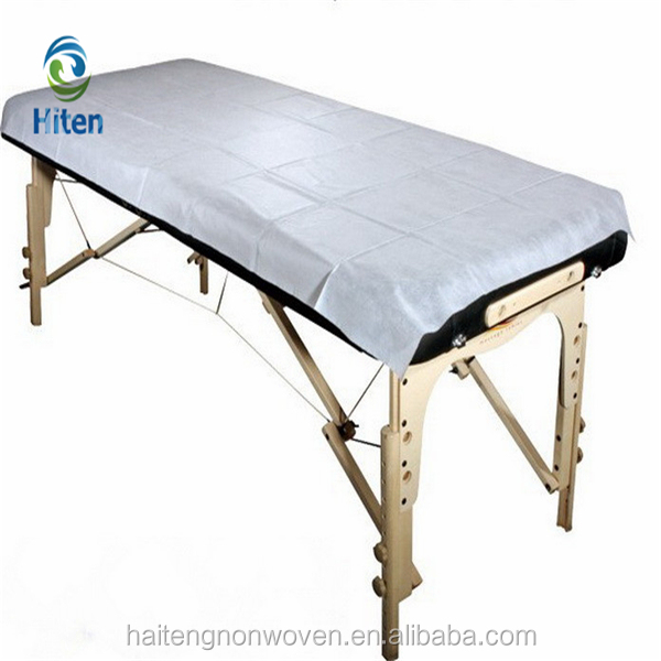Medical Disposable Bed Sheet For Hospital