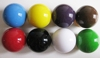 Colorful casino roulette ball 18MM