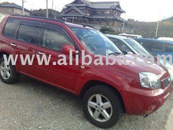 2004 NISSAN X-TRAIL used car