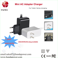 "5V 2A AC Power Adapter Wall Charger for 7"" 8"" 9"" 10.1"" Android Tablet PC MID eReader with Round 2.5mm/3.0mm/5 pin Jack"