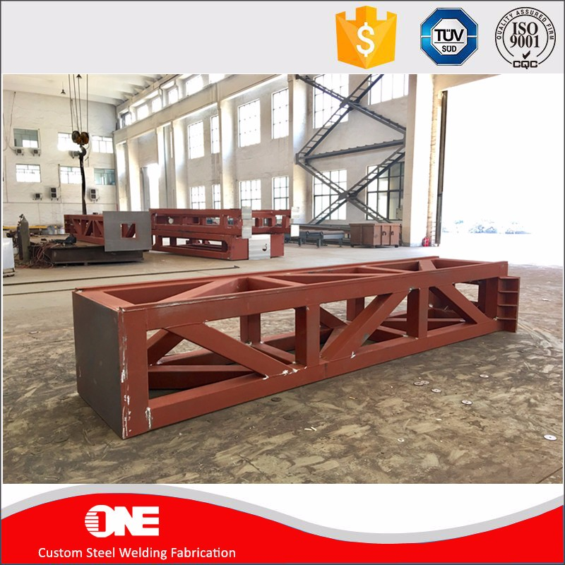 Heavy Industrial Metal Steel Frame Structure