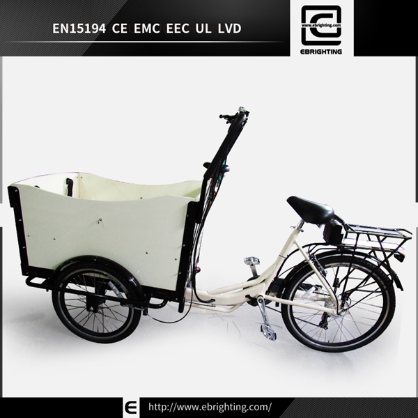 Brand new moped cargo bike BRI-C01 ride on electric cars