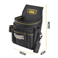 Durable small polyester hanging repairman electrican tool bag