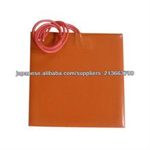 Silicone Rubber Heater/Heating Pad