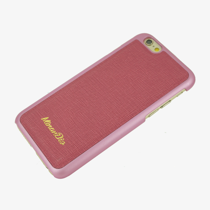 new trendy ladies fashion leather phone case bling bling rubberized sleeve for iphone 6 smartphone cover leather
