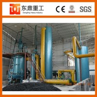 QM 1.5 meter Best quality Coal gas producer/coal gasifier/ Gasifier Power Generator Equipment