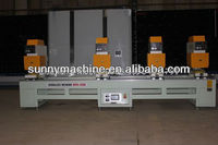 SWFHJ-4500/4/4B four head upvc windows and doors welding processing equipment