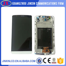 full oem new lcd display for LG G3 touch screen with frame