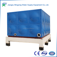 Customized design thermal insulation pressurized solar water tank