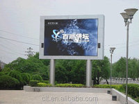P10 outdoor running message text led display board