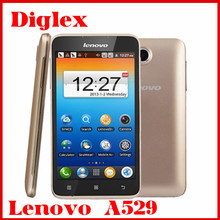 Wholesale China Cheap Smartphone Lenovo A529 Android Mobile Phone Dual Core Dual Sim GSM Cheap Phone