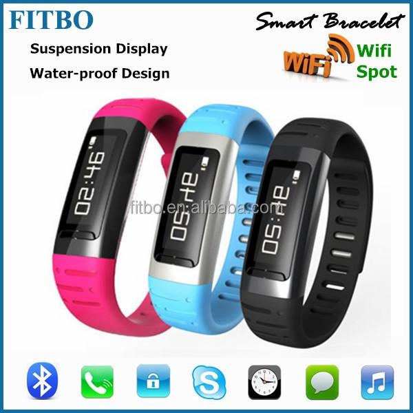 WiFi Spot Music Pedometer Smart watch import china oem for sony z5
