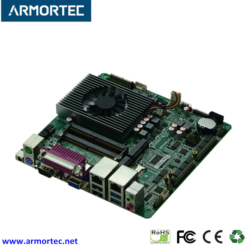 Embedded display port with LVDS optional industrial automation mini pc motherboard