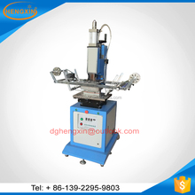 semi-automatic pneumatic invitation letter Hot stamping machine