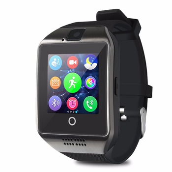 Smart Watch Q18 With Camera Facebook Whatsapp Twitte Smartwatch PK GT08 DZ09 U8 A1