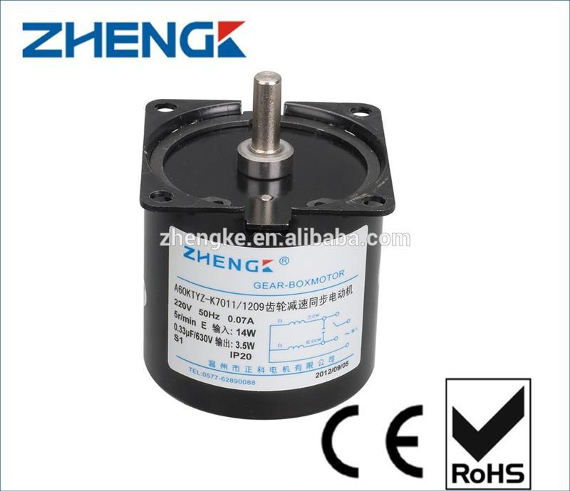 Top Selling 3V magnetic synchronous motor
