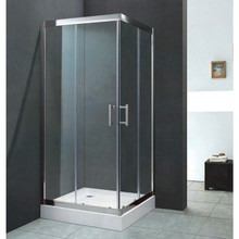 hot sell cheap frame enclosure simple glass shower cabin
