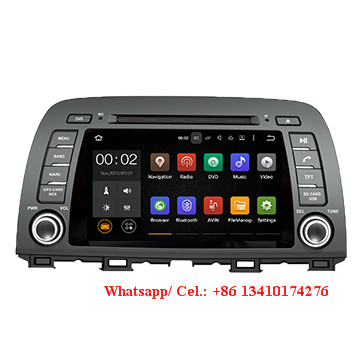 "touch screen 7""car dvd gps multimedia navigation car radio for mazda cx-5 2012 headrest dvd player navigation sd card"