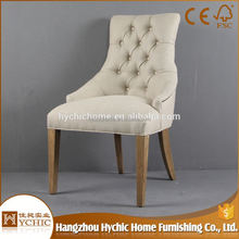 Wholesale Fancy Convenience Cushion Cafe Wooden Commercia Rest Foam Chair