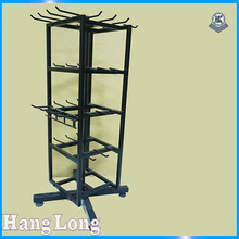 Wire metal display racks and stands for hanging HL888G