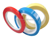 Heat resistant polyester PET clear mylar film tape roll