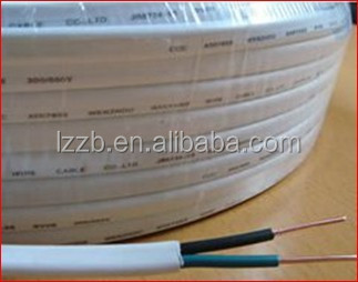 PVC Insulated 4 core 6mm 4mm 2.5mm 1.5mm NYM Flexible Cable