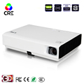 CRE X3001 mini full hd projector 3000lumens android projector for school