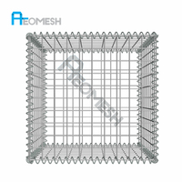 Strong Structure Gabion Stone Basket/Gabion Basket Retaining Wall