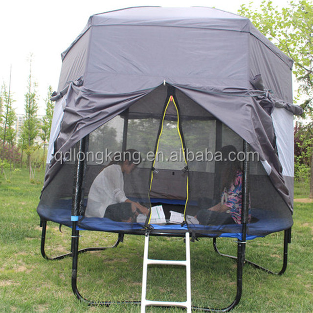 outdoor tr&oline with tent 8ft 10ft for round tr&oline bed 12ft 14ft 16ft hot & Trampoline Tent 8ft - Trampoline For Your Health