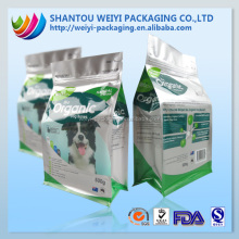 Custom printed printable polyester dog food packaging bag