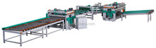 HSP-R48A roller type automatic edge saw cutting machine for plywood