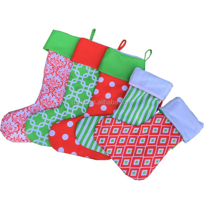 wholesale monogram christmas stocking - Wholesale Christmas Stockings