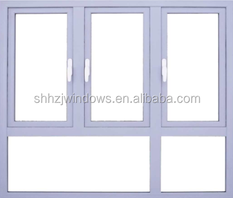 Shanghai professional aluminum casement window,manufacturer