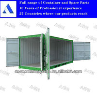 GL Certified new 20ft open side door container