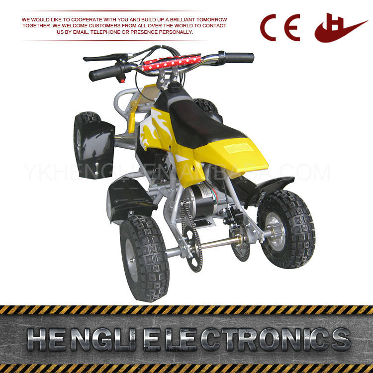 Wholesale 300W mini fast electric atv