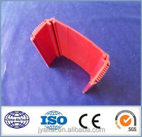 powder coated aluminum extrusion profile commonly used accessories